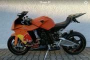 KTM RC 8 1190 Supersportler