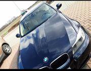 Sportlicher BMW 320