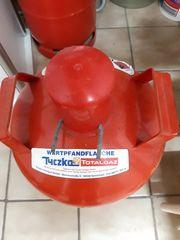 11 Kg Gasflasche Tauschflasche rot