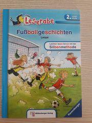 Fußballgeschichten Buch