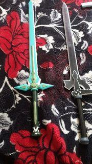 sword art online Schwerter