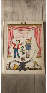 Hänsel und Gretel Buch m