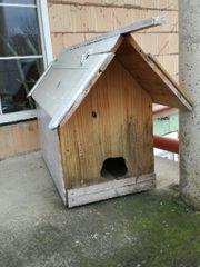Verschenke Katzenhaus an Selbstabholer