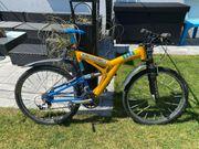 Bergwerk Bike