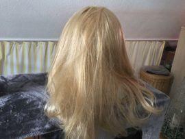 Kosmetik und Schönheit - Perrücken WIG wenig getragen blond
