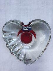LEONARDO 80er Jahre Herz Teelicht