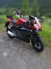 125ccm Yamaha YZF R125