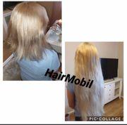 Haarverlängerung alle Methoden