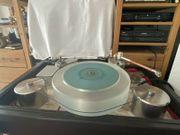Plattenspieler Transrotor - Nachbau - 2 Tonabnehmer -