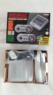 Nintendo Classic Mini SNES Spielkonsole