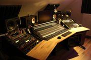 Tonstudio Thundermix professionelles recording mixing