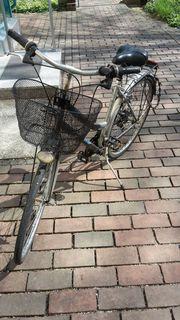 Damen Rad gebraucht reparaturbedürftig
