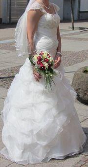 Brautkleid Hochzeitskleid - Größe 36