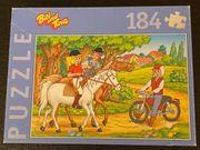 Bibi und Tina Puzzle ab