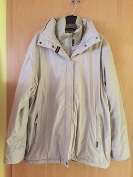NORTHLAND Damen Winterjacke Größe 44 Microtex