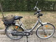 Fahrrad mit Hilfesmotor Saxonette Luxus