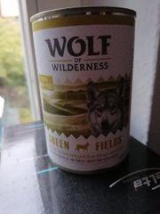Wolf of Wilderness Hundefutter Nassfutter