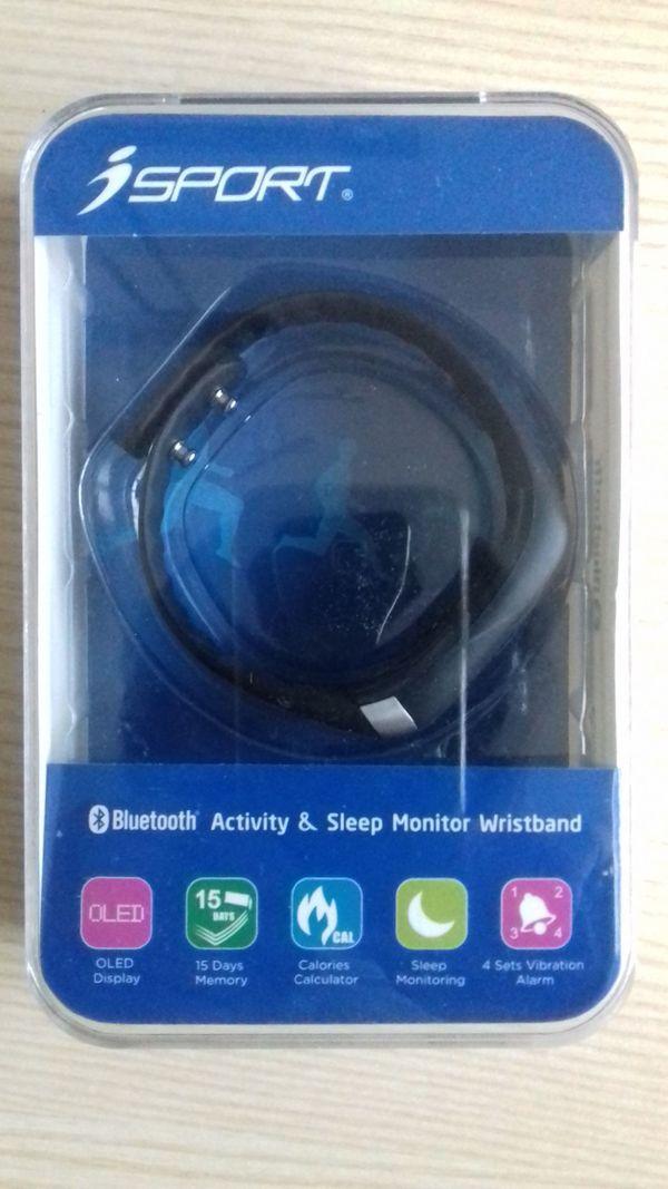 iSport Bluetooth Activity Sleep Monitor