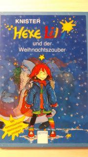 Buch - Hexe Lilli und der Weihnachtszauber