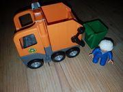 Lego Duplo Müllwagen