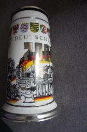 Bierkrug Deutschland 2000