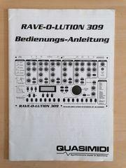 Bedienungsanleitung Rave-O-Lution 309 Anleitung Audio