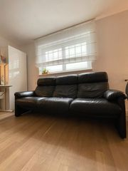 Hochwertiges Echt Leder Sofas 3-Sitzer