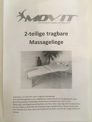 Movie Deluxe Massageliege