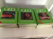 ältere GEO-Hefte