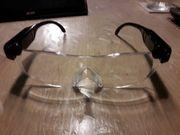 Neue Vergrößerung Brille mit Licht