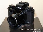 Canon G 1X Mark III -