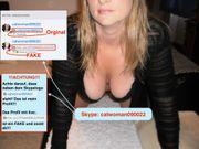 Camsex auf Skype