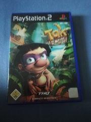 PS2 Spiel Tak und die