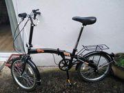 Neu Fahrrad B2R Klapprat 20