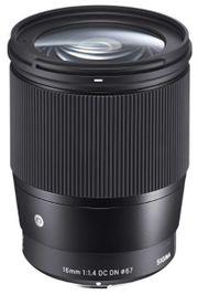 Sigma 16mm F1 4 Mft