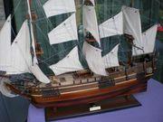Historisches Segelschiff