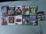 PC Spiele verschiedene