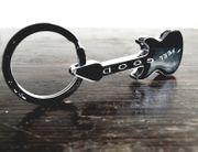 TROIKA Schlüsselanhänger mit Schriftzug I