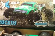 RUCHUS Monster Truck incl 2