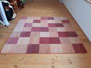 Teppich getuftet Schurwolle