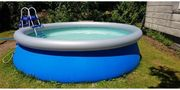 Bestway Fast Set Pool Durchmesser
