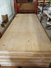 Holzplatte Dreischichtplatte Werkbank