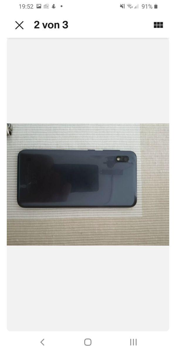 Samsung A10 wie neu