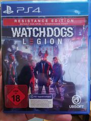 Watchdogs Legion PS4 PS5 Resistance