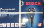 Bosch Professional D-tect 120 Multi-Detektor