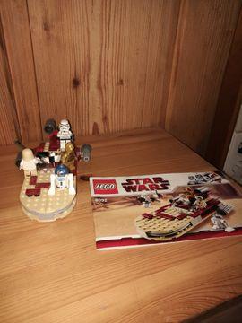 Lego Star Wars 8092