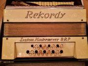 Musikinstrument alt rekordy hintermeyer drp
