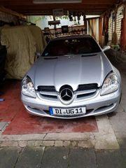Mercedes SLK 200 Cabrio