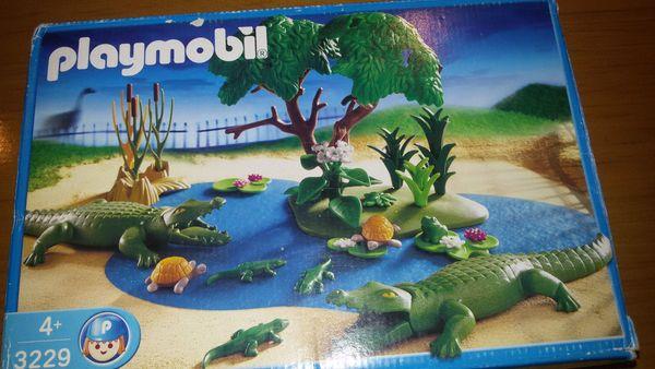 Playmobil Nr 3229 Alligaroten-Babys