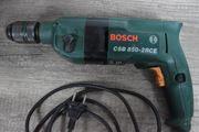 Bosch Schlagbohrmaschine CSB 850-2RCE mit